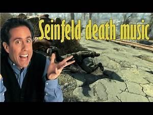Fallout 4: Seinfeld Death Music mod