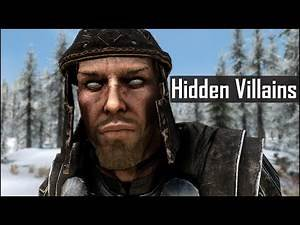 Skyrim: 5 Strange Lesser-Known Villains You May Have Missed in The Elder Scrolls 5: Skyrim (Part 3)