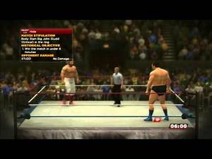 WWE 2K14 30 Years of WrestleMania: WrestleMania 1