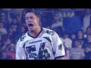 John Cena lands via spaceship: Royal Rumble 2006