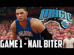 NBA 2K17 Magic MyGM Y3 | Its The Playoffs & This Is Scary