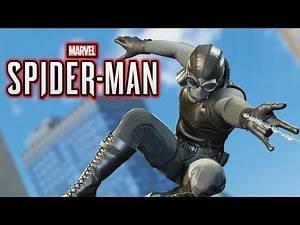 Spider-Man Ps4 - The 200 Combo Challenge - Spider-Man Noir