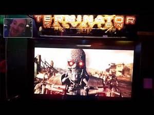 Longplay - Terminator Salvation (Arcade)