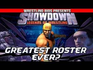 Showdown: Legends of Wrestling - The Greatest Roster Ever?