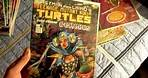 My Ninja Turtles Comic Collection and Review! TMNT FOR LIFE!