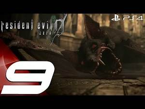 Resident Evil Zero HD Remaster (PS4) - Walkthrough Part 9 - Infected Bat Boss & Elevator Battery