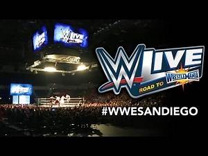 Road to WrestleMania in San Diego