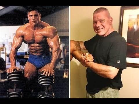 Ex Bodybuilder/Pro Wrestler Achim Albrecht - Then and Now