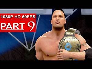 WWE 2K16 Gameplay Walkthrough Part 9 [1080p HD 60FPS] 2K Showcase WWE 2K16 Gameplay - No Commentary