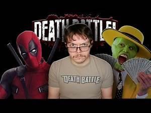 FINALLY! | Deadpool VS Mask | DEATH BATTLE REACTION