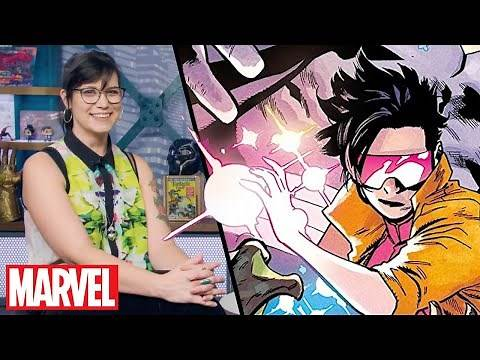 Rapid-Fire Questions with Tini Howard   Marvel Comics!