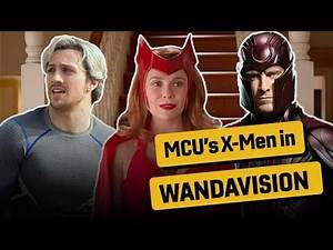 WandaVision Marvel Phase 4 Introduce X-Men in MCU, Retcon Avengers' Ultron Theory