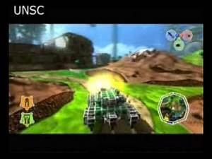 Banjo-Kazooie: Nuts & Bolts - Halo Vehicle Collection