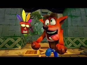 Is Crash Bandicoot TOO Hard?