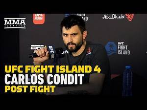 UFC Fight Island 4: Carlos Condit Eyes Nick Diaz Rematch, Matt Brown Rebooking - MMA Fighting