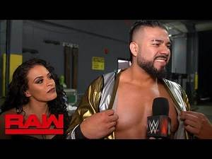 Andrade aims to humiliate Mysterio: WWE Exclusive, Aug. 12, 2019