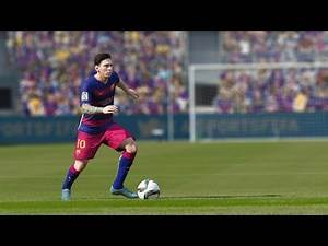 """FIFA 16 """"Pro Clubs"""" Top Player - 100% Lionel Messi (Goals, Assists, Dribbling) - *Top Plays Montage"""