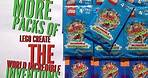 Lego Create The World Incredible Inventions Trading Cards 10 Pack Opening With Pirate Pat