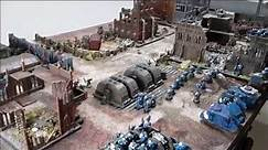 Tyranids vs Space Marines; 8th edition warhammer 40k batrep