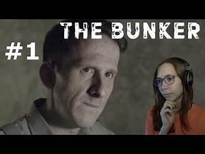 [ The Bunker ] Point & Click FMV Horror - Part 1