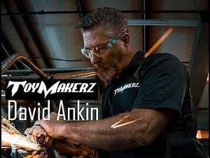 Star of ToyMakerz David Ankin Talks About Season 3, Building and Driving Hot Rods & Muscle Cars
