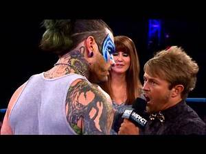 Dixie Carter kicks off IMPACT - but Jeff Hardy wants answers (December 26, 2013)