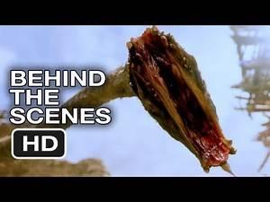 Wrath of the Titans - Behind the Scenes - Chimera - Sam Worthington Movie (2012) HD