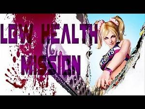 Lollipop ChainSaw - Saving My Classmates With Low Health