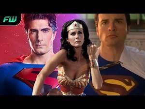 Superhero Actors Returning For CRISIS ON INFINITE EARTHS