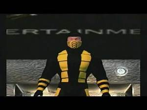 Scorpion Entrance - WWE Day of Reckoning 2 - GameCube