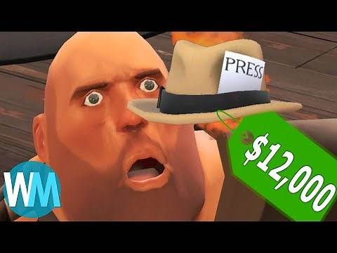 Top 10 Most Expensive Virtual Items Ever Sold