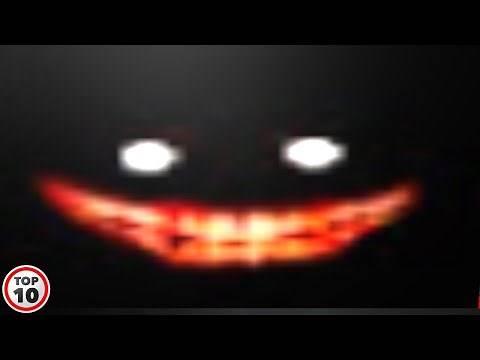 Top 10 Scary Roblox Glitches