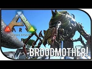 """ARK: Survival Evolved Gameplay - """"BROODMOTHER BOSS FIGHT!!!"""" (Part 72)"""