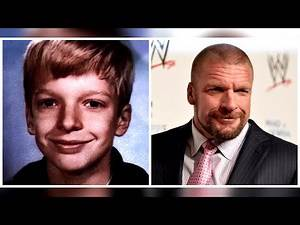 WWE Superstars Before and After PART 2