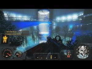 Not Much Happens When You Detonate the Institute Up Close/Inside in Fallout 4