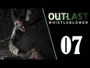 [LP] Outlast: Whistleblower [DLC] - Part 7 [Escaping The Groom / Dr. Trager / Miles Fate] [Final]
