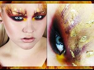 The Hunger Games: 'The Girl on Fire' Inspired Makeup Tutorial
