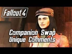 Fallout 4 - Companion Swap Unique Comments (Piper)