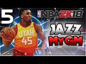 MIRKO PETROVIC   NBA 2k18 Jazz MyGM Ep 5