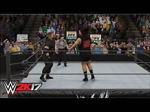 WWE 2K17 - The Big Boss Man vs. The Big Show: WWE Championship