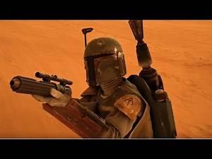 Star Wars Battlefront: Boba Fett, Where?! (Funny Moments w/ Friends)