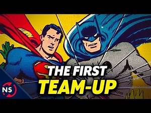 Why BATMAN and SUPERMAN Started Teaming Up in DC Comics!    NerdSync
