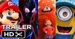 THE BEST UPCOMING ANIMATED MOVIES (2021 - 2024) - NEW TRAILERS