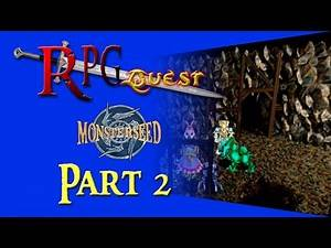 RPG Quest #197: Monsterseed (PS1) Part 2
