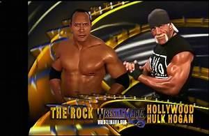 Wwe Wrestlemania 18(x8) - Hulk Hogan Vs The Rock - Official Promo
