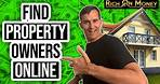 How to Lookup Property Owners Online FREE