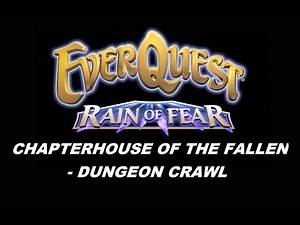LET'S PLAY EVERQUEST - Chapterhouse of the Fallen(1080p)