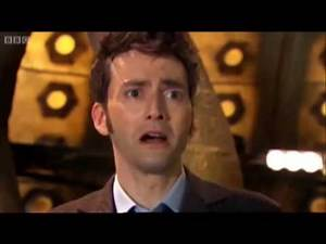Doctor Who- The Tenth Doctor's Regeneration (In Reverse)