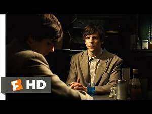 The Double (8/10) Movie CLIP - Threatening James (2013) HD