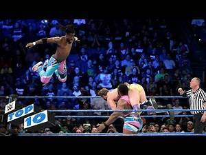 Top 10 SmackDown LIVE moments: WWE Top 10, September 19, 2017
